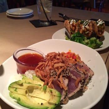 Bonefish grill 38 photos seafood restaurants for Tuna fish tacos