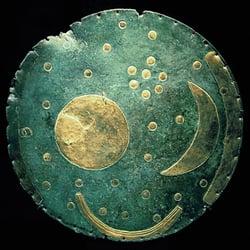 Die Himmelsscheibe von Nebra (ca. 3600…