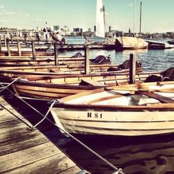 Boote zum Ausleihen