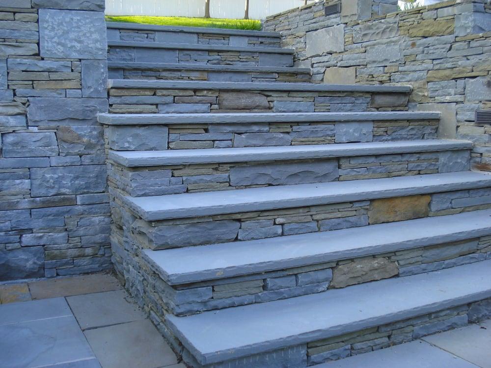 Bluestone Steps Goshen Ny Bluestone Steps And Stacked