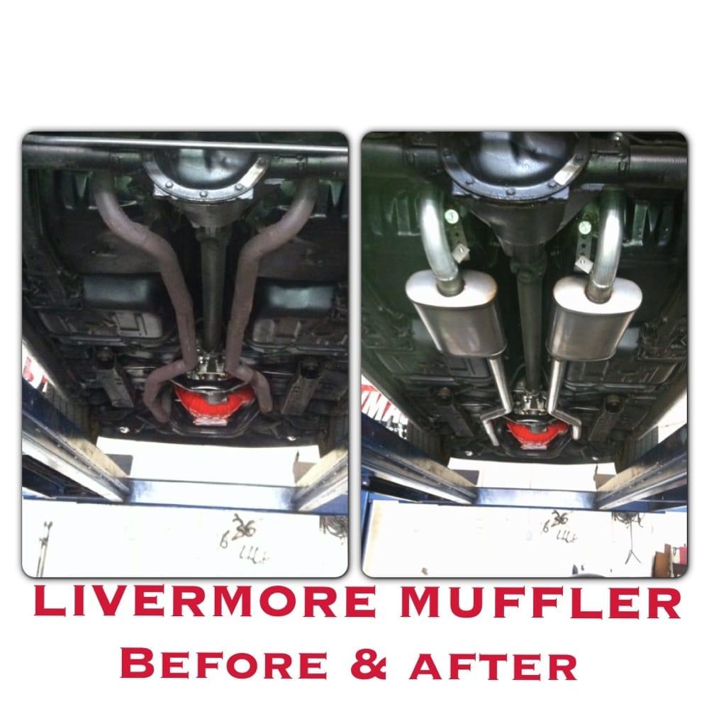 Livermore (CA) United States  city photo : Livermore Muffler Shop Auto Repair Livermore, CA, United States ...