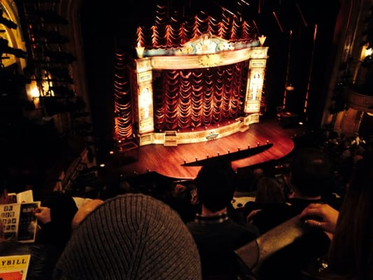 gentlemens guide balcony seats