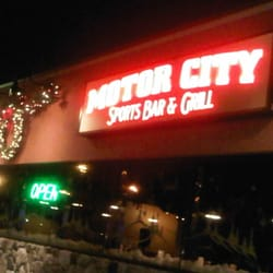 Motor City Sports Bar Grill Sports Bars Warren Mi