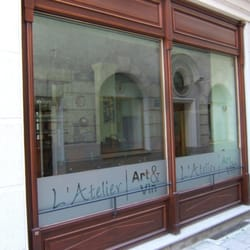 L' Atelier     Atelier Art & Vin, München, Bayern