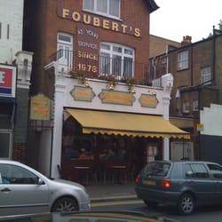 Foubert's, London