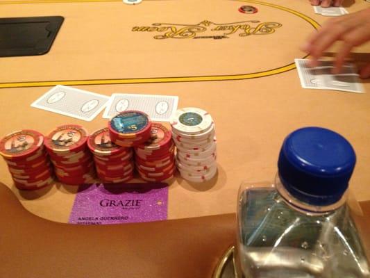 Venetian poker room phone number