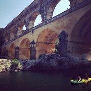 Pont du Gard, Vers-Pont-du-Gard, Gard, France