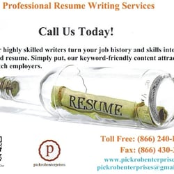 resume writing services queens