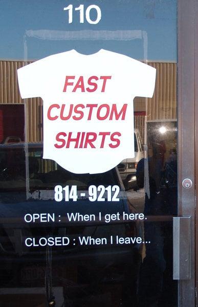 Fast custom shirts screen printing t shirt printing for Custom t shirts fast