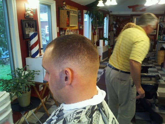 Barber Shop Near Me : Hoppi?s Barber Shop - Barbers - Kittery, ME - Yelp