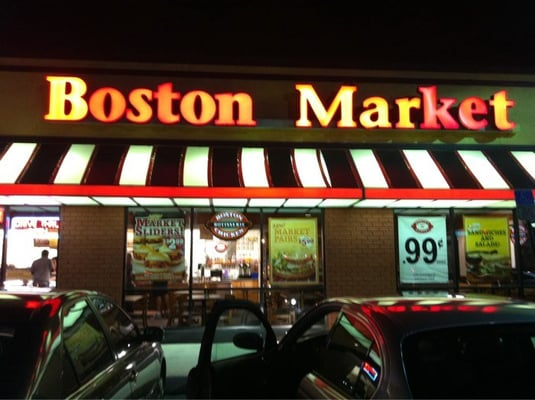 15 reviews of Boston Market