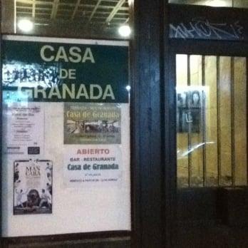 Casa de granada 33 rese as y 12 fotos bares de tapas for Casa granada tirso de molina