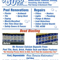American Pacific Pool Service Inc Arlington Tx
