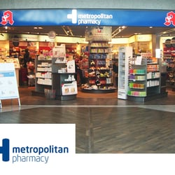 Metropolitan Pharmacy, Frankfurt, Hessen, Germany