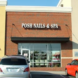 Posh nails spa nail salons ballantyne charlotte for 8 the salon charlotte nc