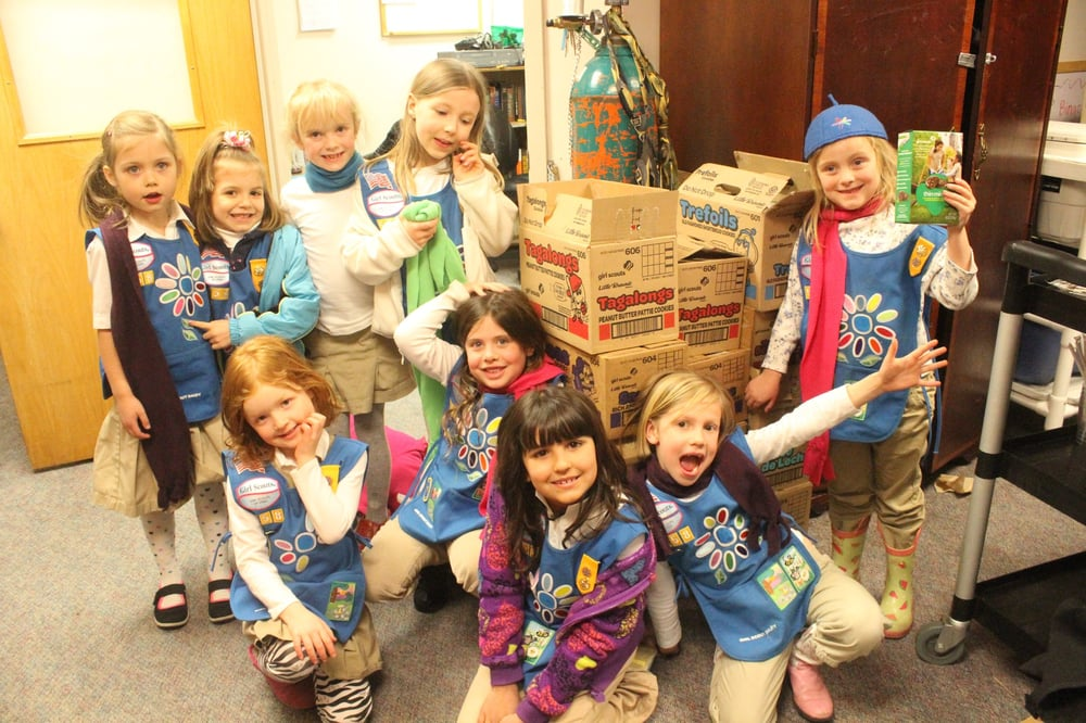 girl scouts of utah   13 photos   community service non