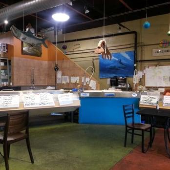 Penn ave fish company 144 photos sushi bars strip for Penn ave fish co