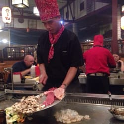 Yamato japanese steakhouse 22 fotos japanisches for Asian cuisine norman ok