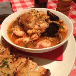 Zuppa di (Molly Malone) pesce Napoletana