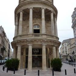 Méga CGR Le Français - Bordeaux, France. Devanture du cinéma.