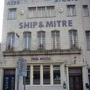 Ship & Mitre, Liverpool, Merseyside, UK