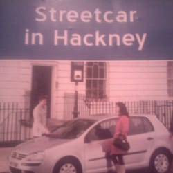 Hackney Street Cars, London, UK