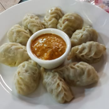 8pcs new momo in nepal and it s you can get the lamb momo as of lamb ...