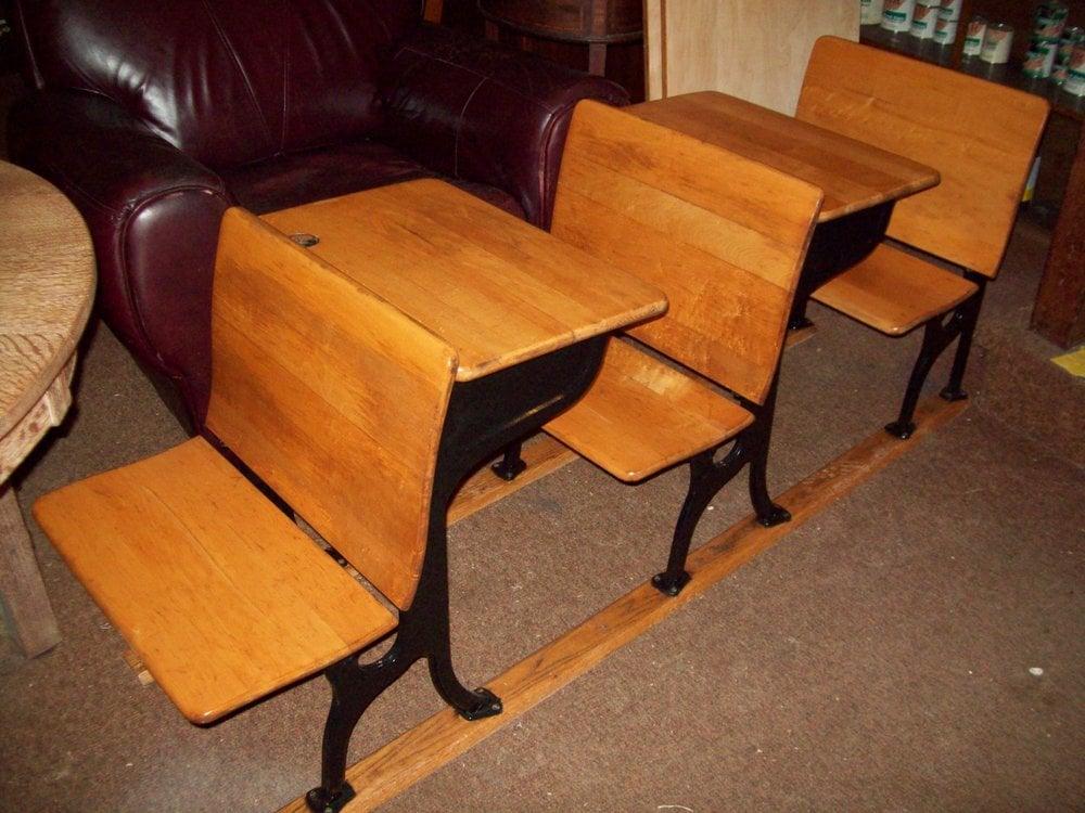 Old school desks refinished. : Yelp