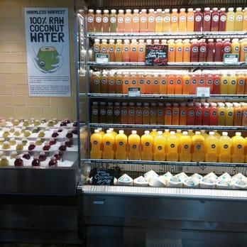 Whole foods jamboree juice bar for Whole food juice bar menu