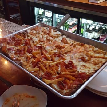 Nick s pizza bar 78 photos 120 reviews pizza kips for Elite food bar 325 east 48th street