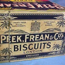 Peek Frean's Biscuit Factory, London
