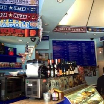 Euro Cafe Beverly Hills Menu