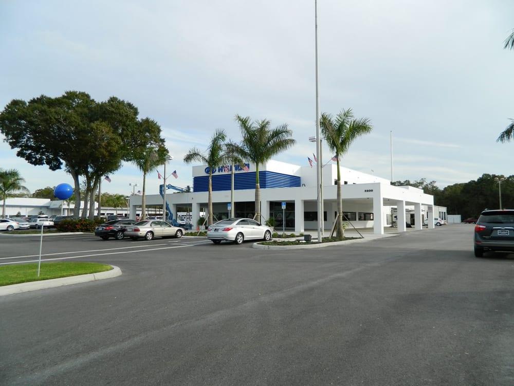 Gettel Hyundai Of Sarasota Car Dealers Sarasota Fl