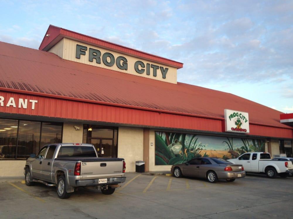 Rayne (LA) United States  city photos gallery : Frog City Travel Plaza Casino Rayne, LA, United States