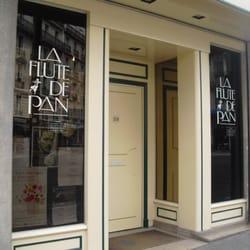 La Flute de Pan, Paris