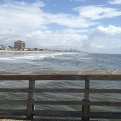 Cherry grove pier north myrtle beach sc united states for North myrtle beach fishing pier