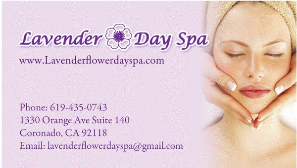 Lavender Day Spa Yelp