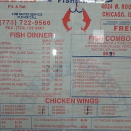 Hook fish and chicken seafood restaurants lawndale for Fish hook and chicken
