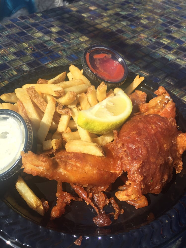 Fish and chips really greasy and heavy yelp for Best fish and chips in san diego
