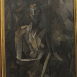 cubistic masterpiece by Picasso - The…