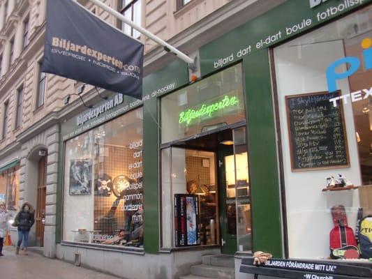 expert- datum brunett nära Stockholm