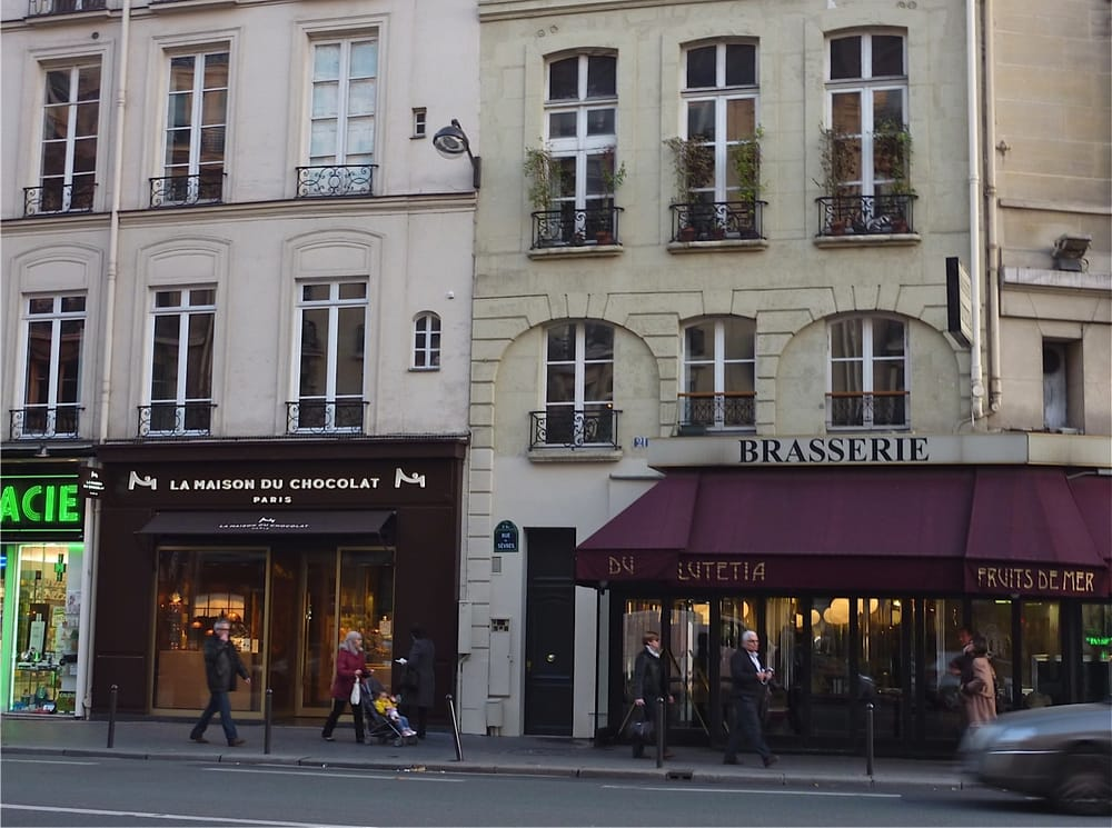 La maison du chocolat chocolatiers shops saint germain des pr s paris france reviews - La maison du canape paris ...
