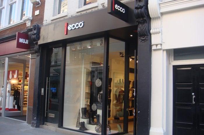 Shoe Shops Near Covent Garden