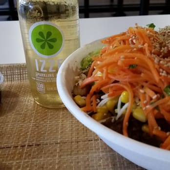 Bibibop asian grill 35 photos 18 reviews korean for Asian cuisine columbus ohio