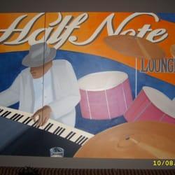 Half Note Lounge logo