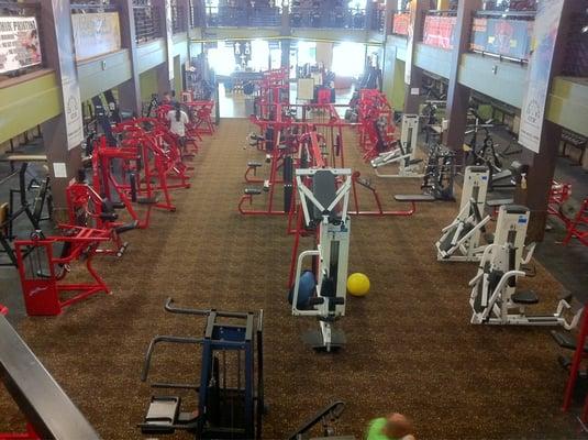 Powerhouse gym gyms santa rosa ca reviews photos for Gimnasio fitness las rosas