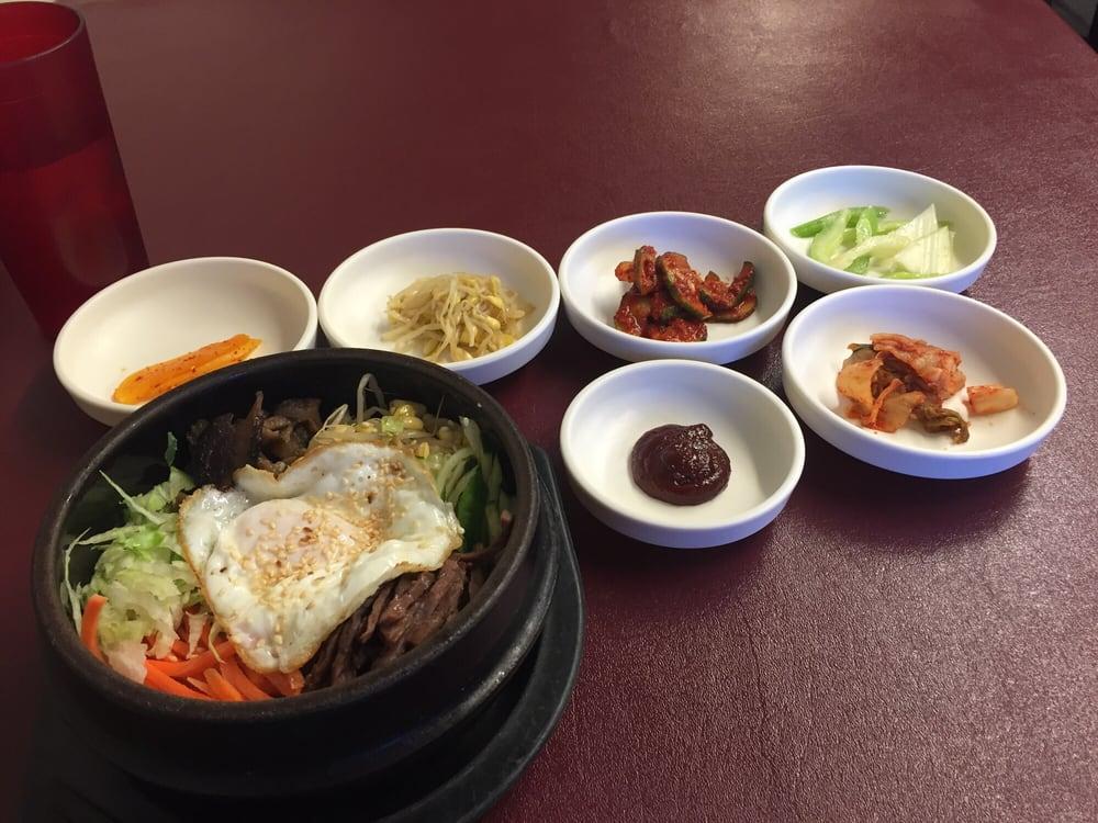 Korean house 12 foto cucina coreana bellevue ne for Cucina coreana