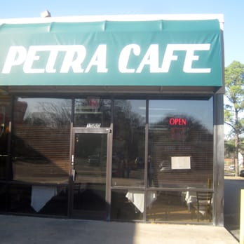 Petra Cafe Express Menu