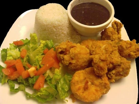 Restaurant - Chicharron De Pollo / Puerto Rican fried Chicken Chunks ...
