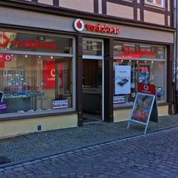 Vodafone Shop Salzwedel Burgstrasse, Salzwedel, Sachsen-Anhalt